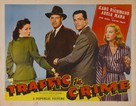 Traffic in Crime - Movie Poster (xs thumbnail)