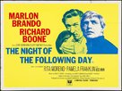 The Night of the Following Day - Movie Poster (xs thumbnail)