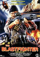 Blastfighter - German Movie Poster (xs thumbnail)