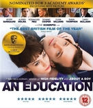 An Education - British Movie Cover (xs thumbnail)