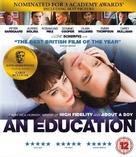 An Education - British Movie Cover (xs thumbnail)