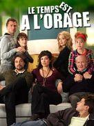 Le temps est à l'orage - French Movie Poster (xs thumbnail)