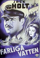 Dangerous Waters - Swedish Movie Poster (xs thumbnail)
