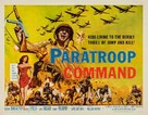 Paratroop Command - Movie Poster (xs thumbnail)