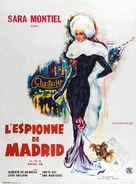 La reina del Chantecler - French Movie Poster (xs thumbnail)