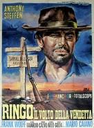Cuatro salvajes, Los - Italian Movie Poster (xs thumbnail)