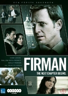 """""""The Firm"""" - Swedish DVD movie cover (xs thumbnail)"""