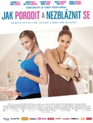 What to Expect When You're Expecting - Czech Movie Poster (xs thumbnail)