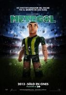 Metegol - Argentinian poster (xs thumbnail)
