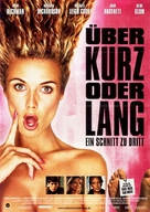 Blow Dry - German Movie Poster (xs thumbnail)