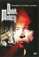 The Medusa Touch - Czech DVD movie cover (xs thumbnail)