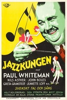 King of Jazz - German Movie Poster (xs thumbnail)