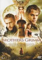 The Brothers Grimm - Movie Cover (xs thumbnail)