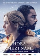 The Mountain Between Us - Czech Movie Poster (xs thumbnail)