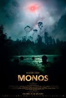 Monos - Colombian Movie Poster (xs thumbnail)