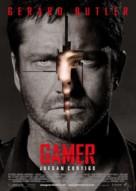 Gamer - Spanish Movie Poster (xs thumbnail)