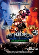 Spy Kids 3 - Turkish Movie Poster (xs thumbnail)