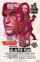 Hellraiser - Re-release poster (xs thumbnail)