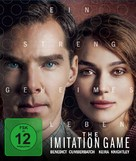 The Imitation Game - German Movie Cover (xs thumbnail)