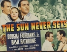 The Sun Never Sets - Movie Poster (xs thumbnail)