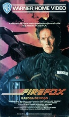 Firefox - Brazilian VHS movie cover (xs thumbnail)