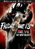 Friday the 13th Part VII: The New Blood - Movie Cover (xs thumbnail)