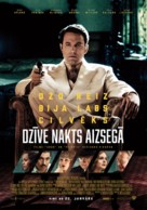 Live by Night - Latvian Movie Poster (xs thumbnail)