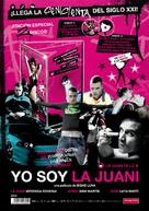 Yo soy la Juani - Spanish Movie Poster (xs thumbnail)