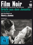 The Lost Moment - German DVD cover (xs thumbnail)