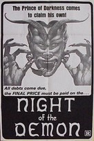Night of the Demon - Movie Poster (xs thumbnail)