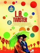 L.A. Twister - German Movie Poster (xs thumbnail)