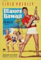 Blue Hawaii - German Movie Poster (xs thumbnail)