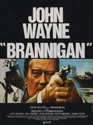 Brannigan - French Movie Poster (xs thumbnail)