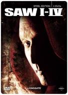 Saw IV - German Movie Cover (xs thumbnail)
