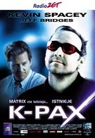 K-PAX - Polish Movie Poster (xs thumbnail)
