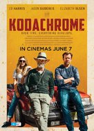 Kodachrome - Australian Movie Poster (xs thumbnail)