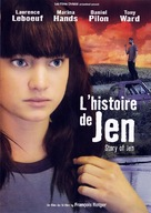Story of Jen - Canadian DVD cover (xs thumbnail)