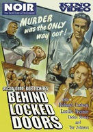 Behind Locked Doors - DVD cover (xs thumbnail)