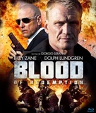 Blood of Redemption - French Blu-Ray movie cover (xs thumbnail)