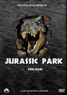 Jurassic Park III - German Movie Cover (xs thumbnail)
