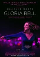 Gloria Bell - Dutch Movie Poster (xs thumbnail)