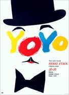 Yoyo - Yugoslav Movie Poster (xs thumbnail)