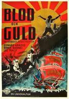 Sutter's Gold - Danish Movie Poster (xs thumbnail)