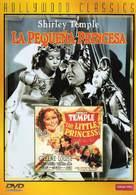 The Little Princess - Spanish DVD cover (xs thumbnail)