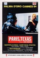 Paris, Texas - Italian Movie Poster (xs thumbnail)