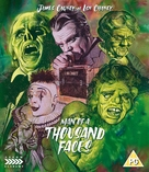 Man of a Thousand Faces - British Blu-Ray movie cover (xs thumbnail)