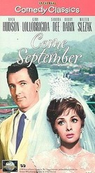 Come September - VHS movie cover (xs thumbnail)