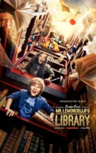 Escape from Mr. Lemoncello's Library - Movie Poster (xs thumbnail)