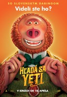 Missing Link - Slovak Movie Poster (xs thumbnail)
