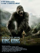 King Kong - French poster (xs thumbnail)
